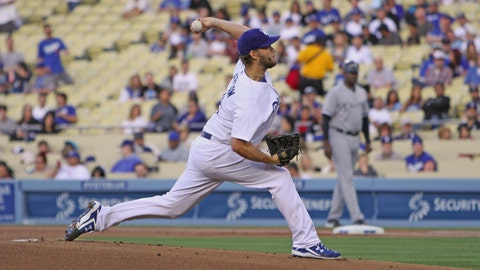 Gallery: Clayton Kershaw leads Dodgers past White Sox