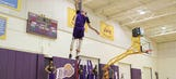 Ex-UCLA guard LaVine sets Lakers pre-draft workout record with jump