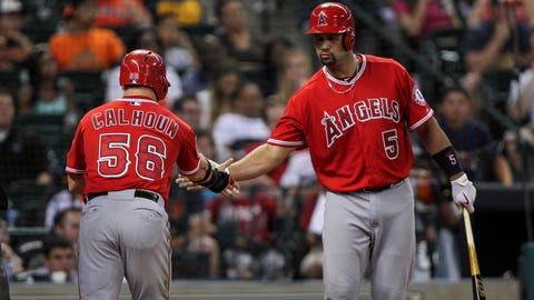 Gallery: Highs and lows from Angels road trip