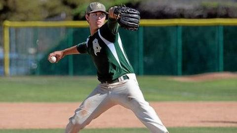 Damien HS RHP Grant Hockin; Indians (2nd Round, 61st overall)