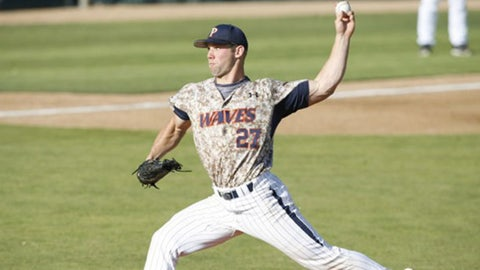Pepperdine CF/LHP Aaron Brown; Phillies (3rd Round, 81st overall)