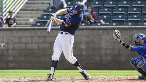 UC Irvine 1B Connor Spencer; Yankees (8th Round, 242nd overall)