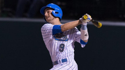 UCLA C Shane Zeile; Tigers (5th Round, 160th overall)