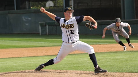 Cal Baptist RHP Trevor Oaks; Dodgers (7th Round, 219th overall)
