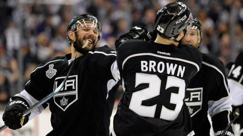 Best Kings/Ducks playoff beards
