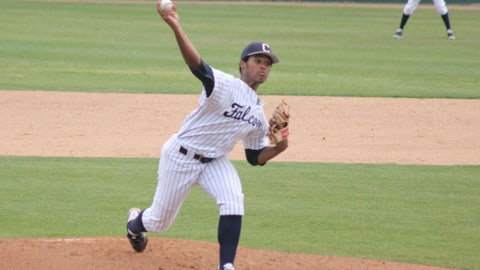 Cerritos College RHP Jared Robinson; Indians (11th Round, 338th overall)