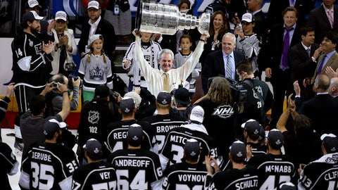 Darryl Sutter. Need we say more?