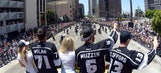 Kings championship parade through the eyes of fans
