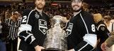LA Kings Drew Doughty, Trevor Lewis, Jake Muzzin shave playoff beards