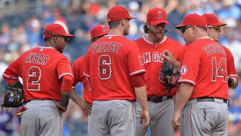 3. Los Angeles Angels
