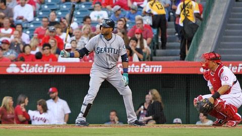 Gallery: Angels outlast Mariners in 16 innings