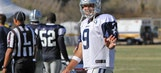 Scott Linehan: The plan for managing Tony Romo's reps is a great one