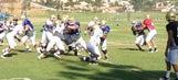 Year 3 of Jim Mora's camp in San Bernardino gets underway for UCLA