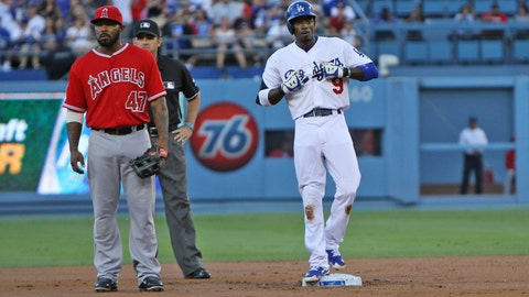 Gallery: Dodgers edge Angels in Game 2