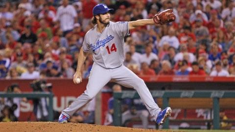 Gallery: Dodgers edge Angels in Anaheim