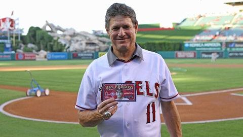 Gallery: Angels honor Jim Fregosi