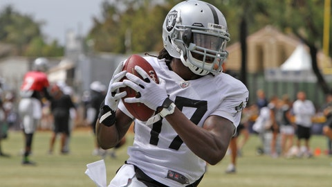 Gallery: Cowboys, Raiders training camp battle