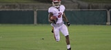 USC freshman Adoree' Jackson getting reps on both sides of ball
