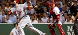 Iannetta's double in 9th lifts Angels over Red Sox