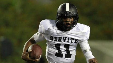Travis Waller, Servite, 6-foot-4, 185 pounds