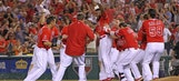 How the Angels won (08/28): Kendrick's walk-off sac fly leads to victory