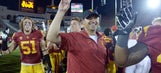 Sarkisian kept players focused on football during crazy week