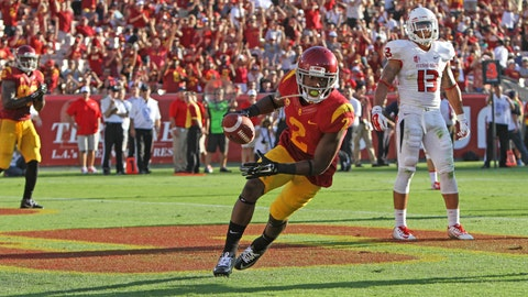 Gallery: Freshmen make instant impact at USC