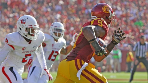 Gallery: Freshmen make instant impact at USC