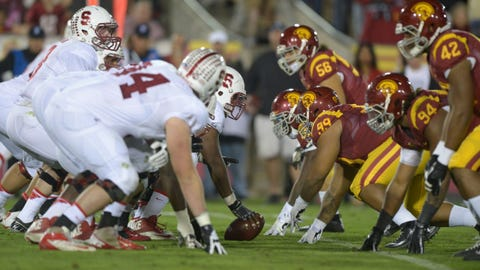 Prediction: Stanford 35, USC 30