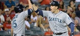 Mariners power past Angels behind big 9th inning home run