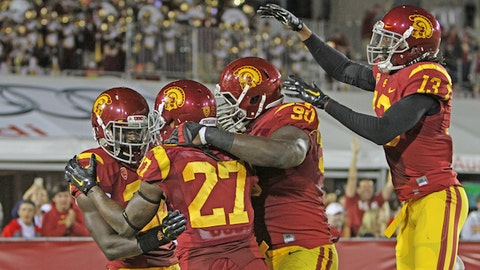 Gallery: Trojans back on track