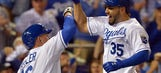 Angels stung by Royals' incredible defensive plays from outfielders