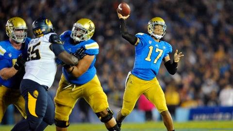 Key player for UCLA: QB Brett Hundley