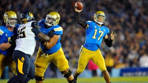 Key Player: UCLA QB Brett Hundley