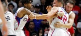 Tensions run high in Clippers' 101-97 victory over Jazz
