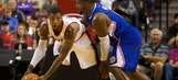 'Big Baby' Davis out with strained groin for Clippers