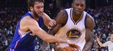 As Warriors' Ezeli improves his hands, the game slows down