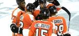 Flyers end Kings' six-game winning streak