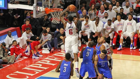 Gallery: Sights from Clippers' season opener