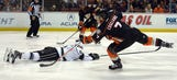 Ducks show offseason improvements in win over Kings