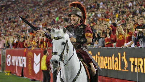 Gallery: USC takes down Cal at Coliseum