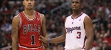 Clippers on Rose-less Bulls: 'They've found a way to play without him'
