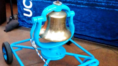 What's at stake: The Victory Bell