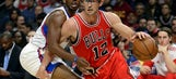 Clippers' roller coaster ride continues as Bulls rally for win in LA