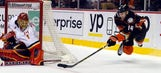Ducks beat Flames at home for 19th straight time