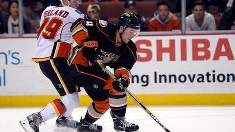 Flames vs. Ducks: Defensemen