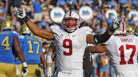 Gallery: Stanford stuns No. 9 UCLA