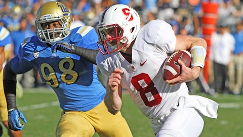 Gallery: Stanford stuns No. 9 UCLA