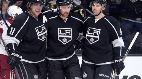 The Kings will save their best hockey for the spring