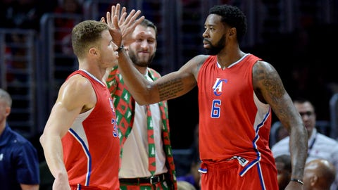 This just might be the year the Clippers get past that second-round playoff hurdle